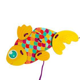 Шнуровка «Рыбка»
