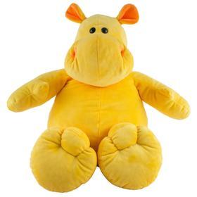 Игрушка мягконабивная Tallula Бегемотик Санни, 55 см