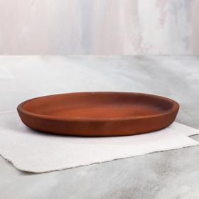 """Сковорода для запекания """"Кеци"""", овальная, 23х14 см"""