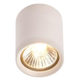 Светильник IL.0005.5015, 1x50Вт GU10, цвет белый