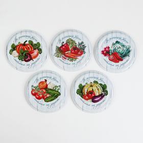 Крышка для консервации СКО-82 «Вкусно по-домашнему»