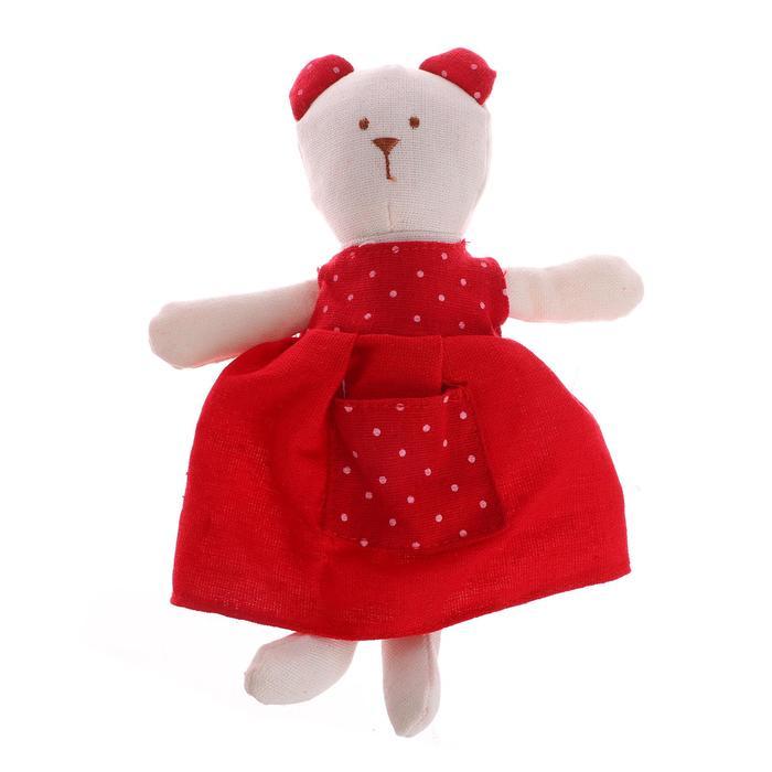 Мягкая игрушка Медведь, виды МИКС