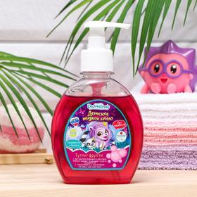 Детское жидкое мыло ЭНЧЕНТИМАЛС с ароматом тутти-фрутти, 250 мл