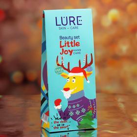 Подарочный набор Lure крема для рук с маслом ши и  D-пантенолом 2 шт по 40 мл, микс