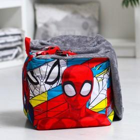 Корзина для игрушек, Человек-паук, 33*33*31 см