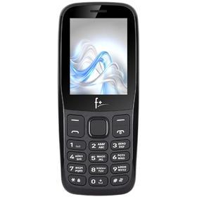 "УЦЕНКА Сотовый телефон F+ F256, 2.4"", 2 sim, 0.08 Мп, 32Мб, microSD, BT, 1000 мАч, чёрный"