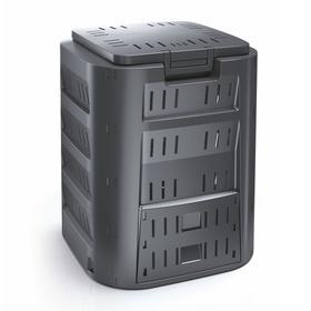 Компостер Prosperplast Compogreen 320 л черный Ош