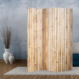 Ширма 'Бамбук. Декор 5', 160 × 150 см Ош