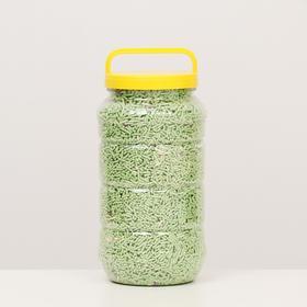 Наполнитель тофу 'Пижон', зелёный чай, 3 л Ош