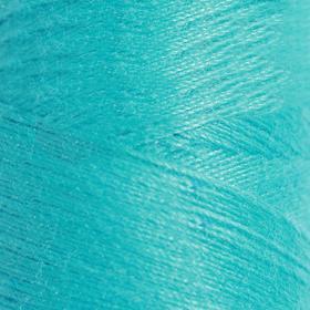 Нитки 40ЛШ, 200 м, цвет бирюзовый №2505 Ош