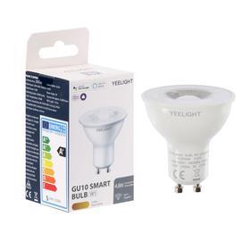 Умная лампочка Yeelight Smart bulb W1, GU10, 4.8 Вт, 350 Лм, 2700 К