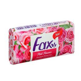 """Туалетное мыло FAX """"Розовые Лепестки"""" 140 г"""