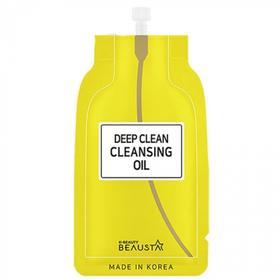 Масло для лица BEAUSTA Deep Clean Cleansing Oil глубоко очищающее, 15 мл