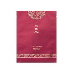 Тканевая маска с шёлком MISSHA Chogongjin Sosaeng Silk Mask, антивозрастная укрепляющая, 40 г