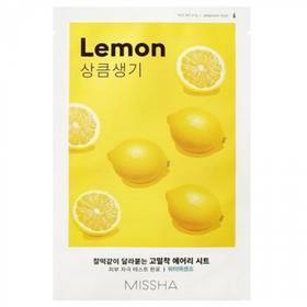 Маска для лица MISSHA Airy Fit Sheet Mask Lemon
