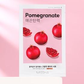 Маска для лица MISSHA Airy Fit Sheet Mask Pomegranate