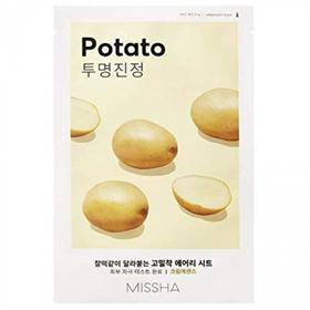 Маска для лица MISSHA Airy Fit Sheet Mask Potato