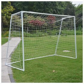 Футбольные ворота DFC GOAL302T, 302 x 200 x 130 см, с сеткой и тентом для отработки ударов Ош