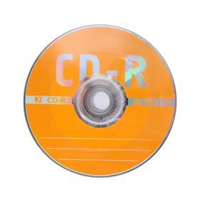Диск CD-R Data Standard 50, 52x, 700 Мб, 1 шт Ош