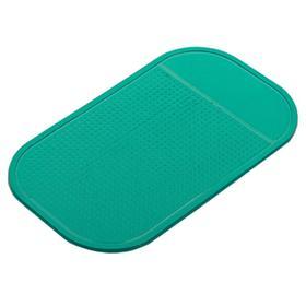 Коврик панели противоскользящий SKYWAY, 140x80 мм, зеленый, S00401035 Ош