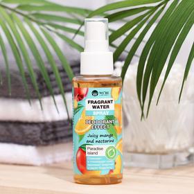 Душистая вода-спрей We're We Care Morning calm с дезодорирующим эффектом, 100 мл 7356596