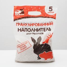 Гранулированный наполнитель 'Пижон' для грызунов, 5 л Ош