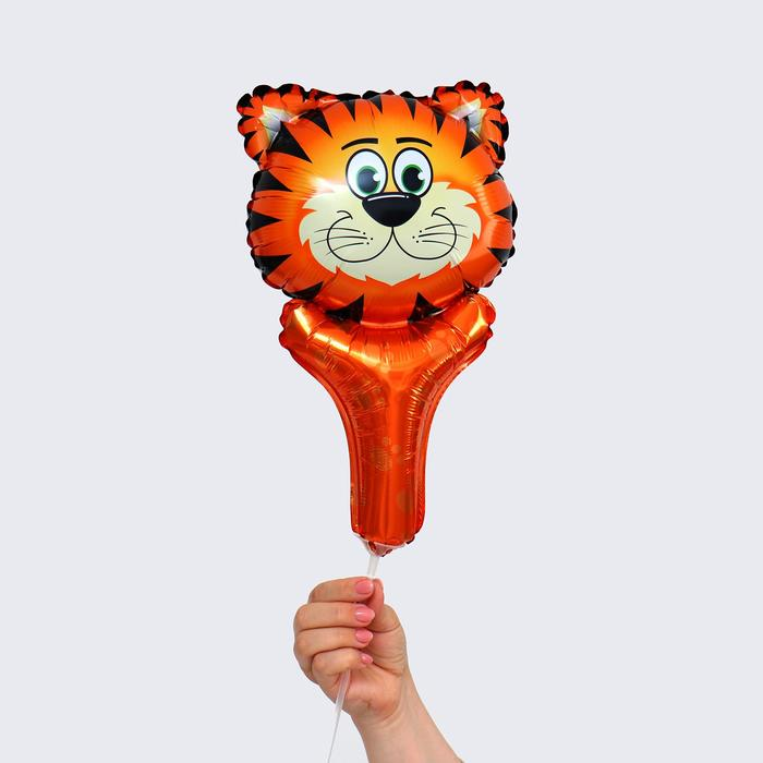 Шар фольгированный 14 Тигр