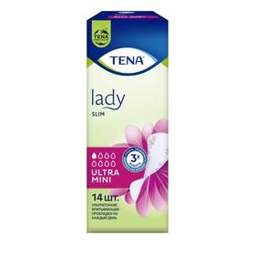 Урологические прокладки Tena Lady Slim Ultra Min 14 шт. Ош