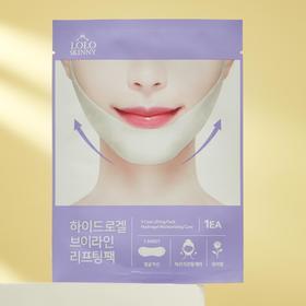Маска для ровного контура лица Lolo Skiny V Line Lifting Pack, 7 г