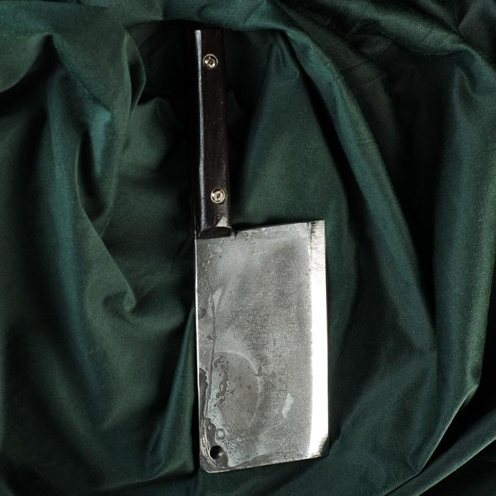 Топорик-универсал для мяса Гиймякеш, дерево, рукоять ёрма, 16 см