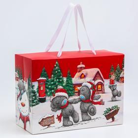 """Пакет-коробка подарочная """"Best Wishes"""", Me To You"""