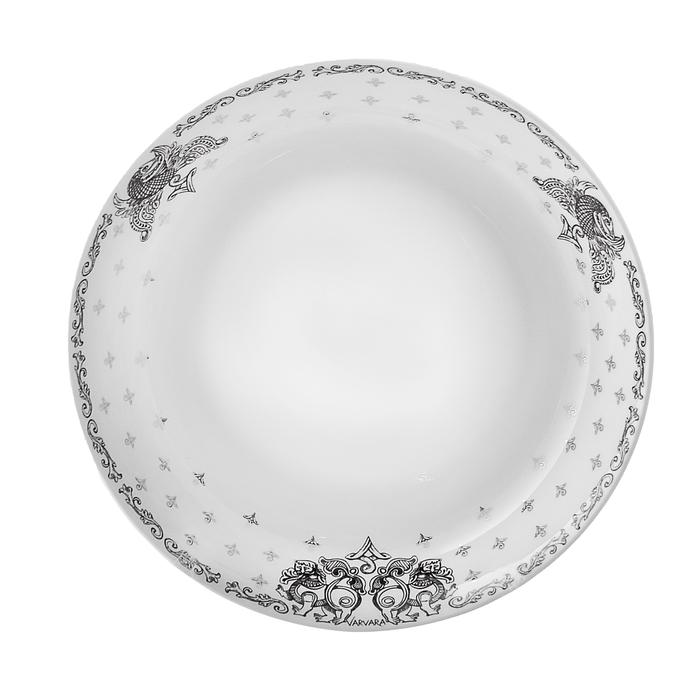 Суповая тарелка Varvara Premium