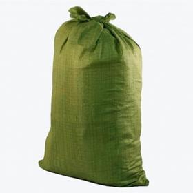 Мешок ПП, 55 × 95 см, зелёный Ош