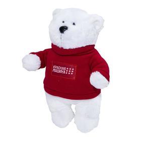 Игрушка мягкая «Белый медведь», 30 см
