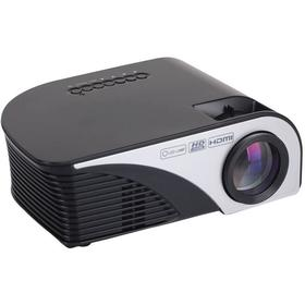 Проектор Hiper Cinema A3, 2200лм,800x400,1500:1,ресурс лампы:50000часов,USB,HDMI, чёр. Ош
