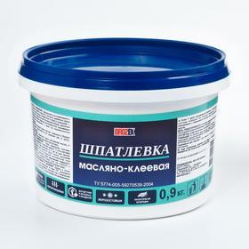 Шпатлевка масляно-клеевая 'БРОЗЭКС' 0,9 кг Ош