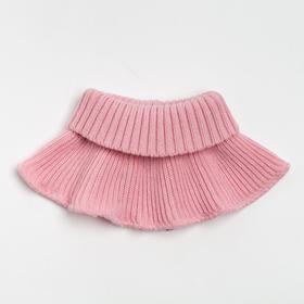 Манишка мини, цвет розовый, размер 40-42
