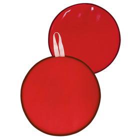 Ледянка мягкая, 35 см, цвет красный