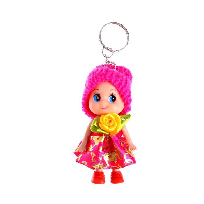 Кукла Света на брелоке