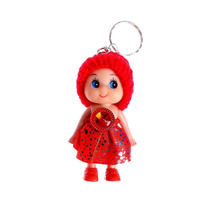 Кукла Лиза на брелоке