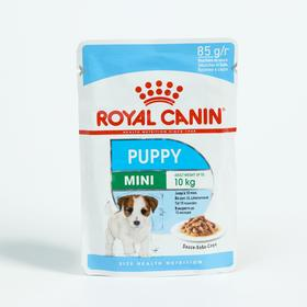 Влажный корм RC Mini Puppy для щенков мелких пород, в соусе, 85 г