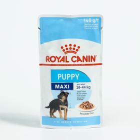 Влажный корм RC Maxi Puppy для щенков крупных пород, в соусе, 140 г