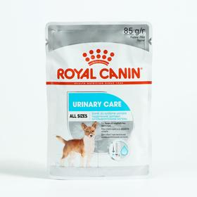 Влажный корм RC Urinary Care для собак, профилактика МКБ, паштет, 85 г