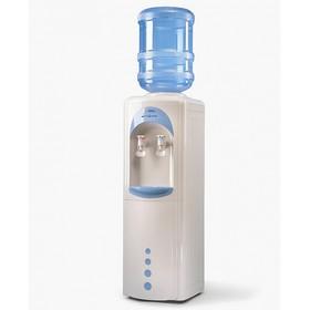 Кулер для воды AEL LK-AEL-17, нагрев, без охлаждения, 500 Вт, бело-голубой Ош