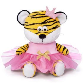 Мягкая игрушка «Тигрица Жанна», 16 см
