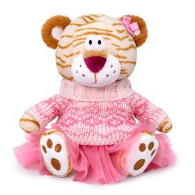 Мягкая игрушка «Тигрица Эстер», 16 см
