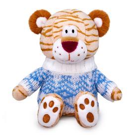 Мягкая игрушка «Тигр Энрике», 16 см