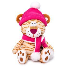 Мягкая игрушка «Тигрица Кристина», 16 см