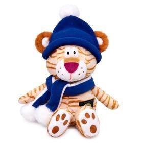 Мягкая игрушка «Тигр Кристиан», 16 см