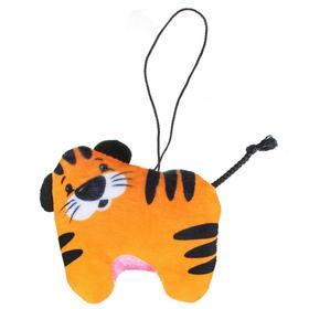Мягкая игрушка «Тигренок Эрни», 9 см